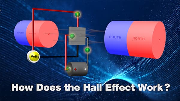 Image of Hall Effect Sensor Basics