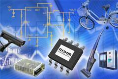 Ultra-High-Efficiency 80V DC/DC Buck Converter - Rohm Semiconductor